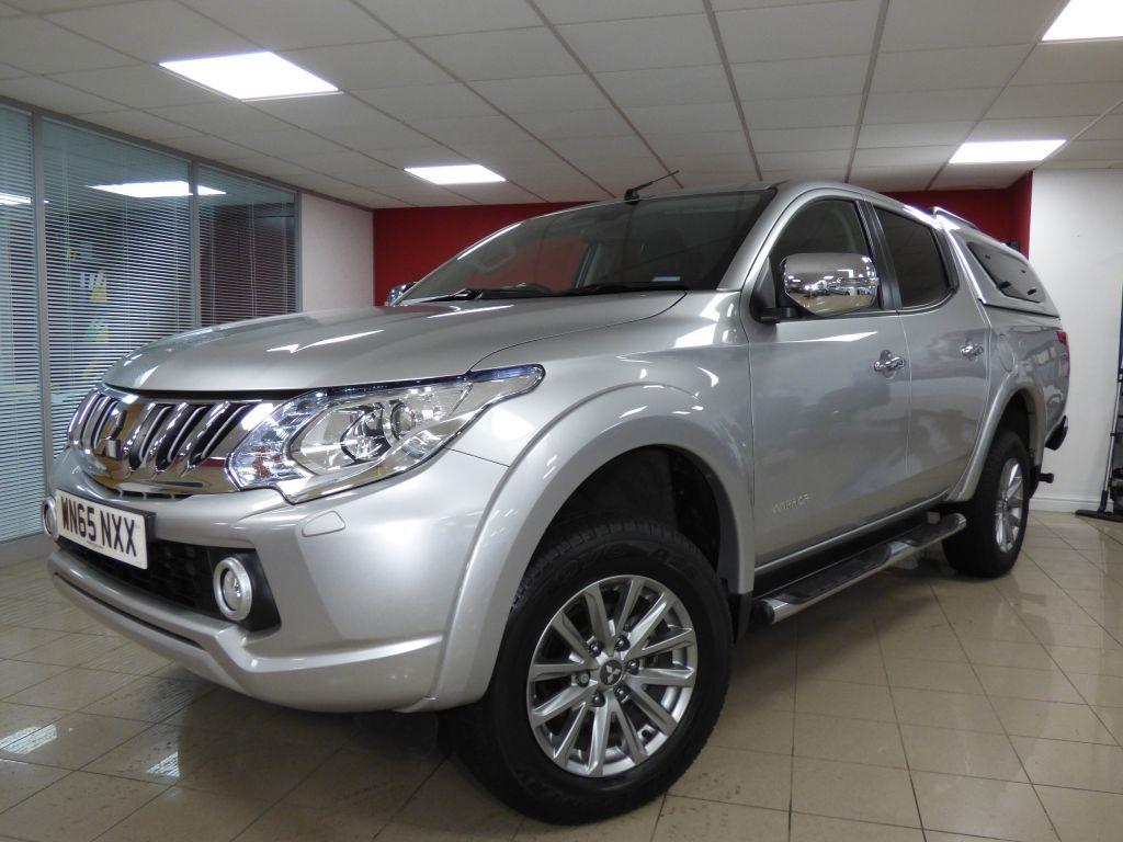 Mitsubishi L200 Warrior Pickup Truck Leasing Deal Vanarama