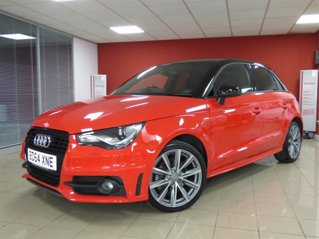 used Audi A1 SPORTBACK TDI S LINE STYLE EDITION in aberdare