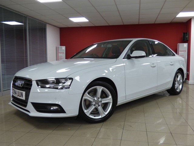 used Audi A4 TDI ULTRA SE TECHNIK in aberdare