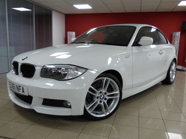 used BMW 123d M Sport in aberdare