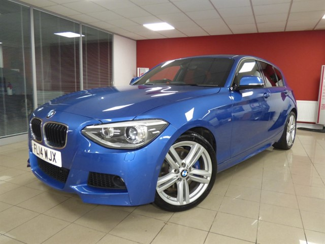used BMW 116d M SPORT in aberdare