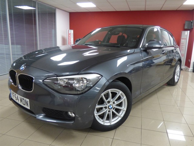 used BMW 116d EFFICIENTDYNAMICS BUSINESS in aberdare