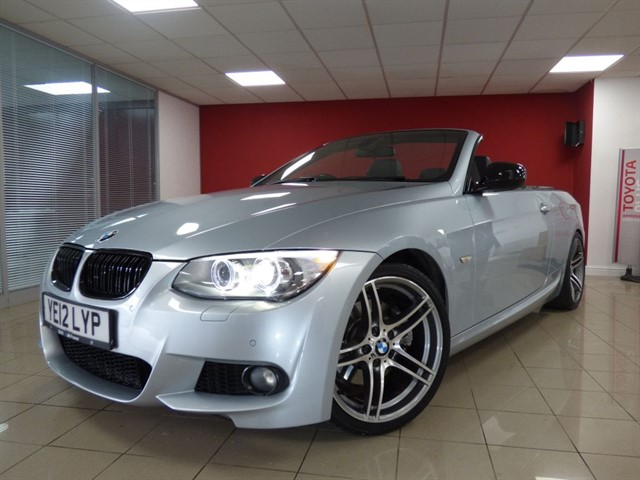 used BMW 330d Sport Plus Edition in aberdare