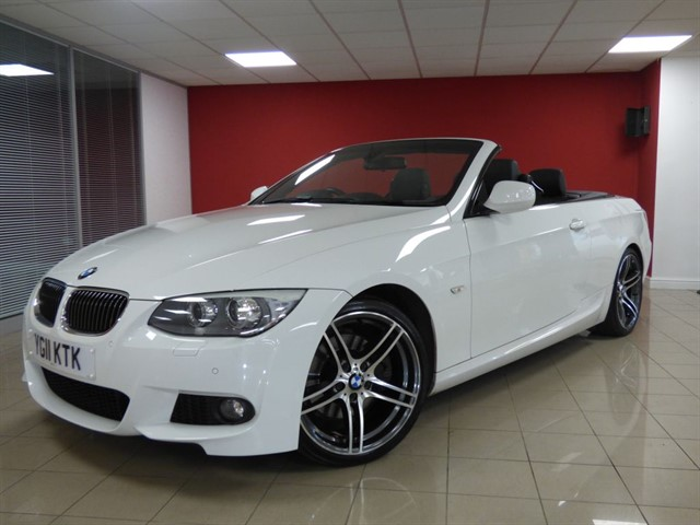used BMW 330d M Sport in aberdare