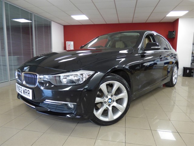 used BMW 320d LUXURY in aberdare