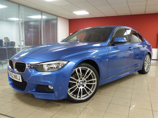 used BMW 320d M SPORT in aberdare