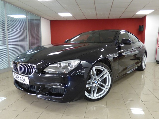 used BMW 640d M Sport Gran Coupe in aberdare