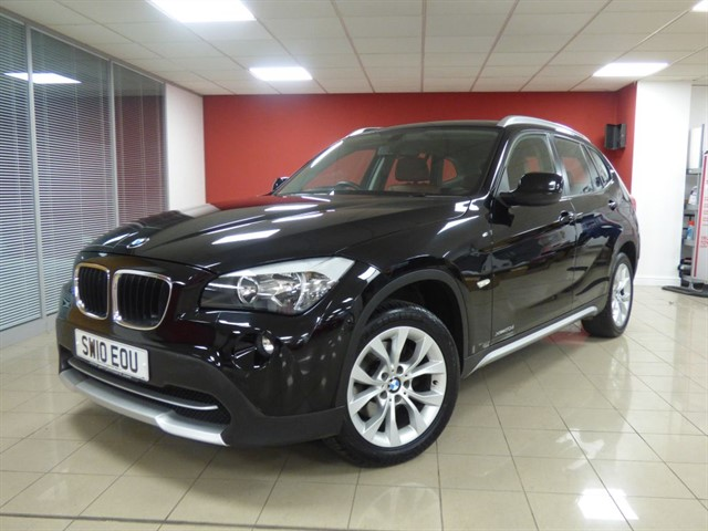 used BMW X1 XDrive20D SE in aberdare