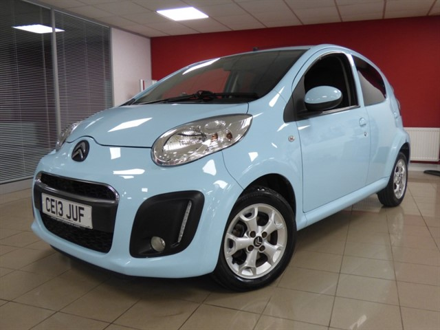 used Citroen C1 VTR PLUS in aberdare