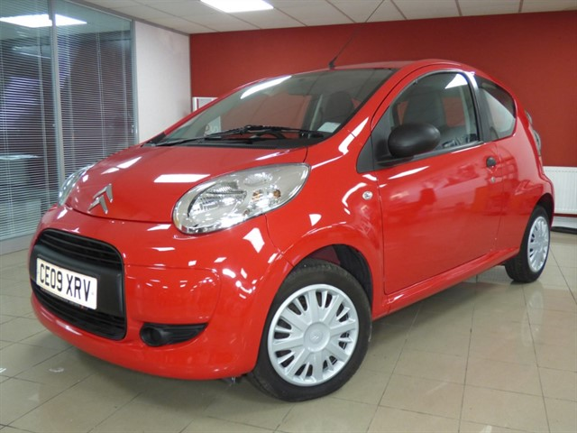 used Citroen C1 VT in aberdare