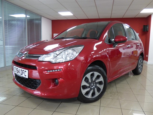 used Citroen C3 E-HDI VTR PLUS ETG in aberdare