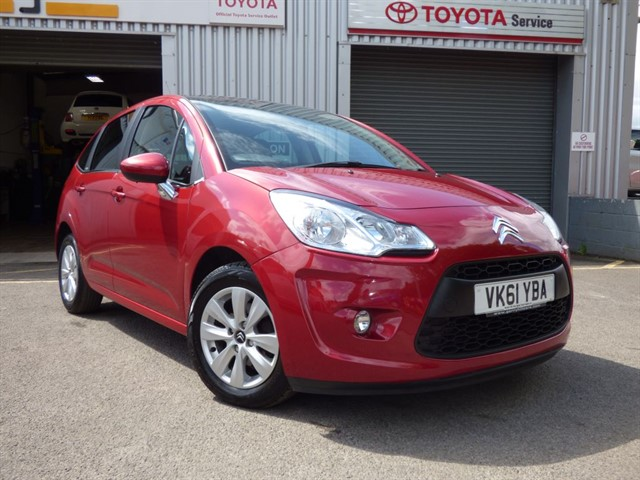 used Citroen C3 VTR Plus in aberdare
