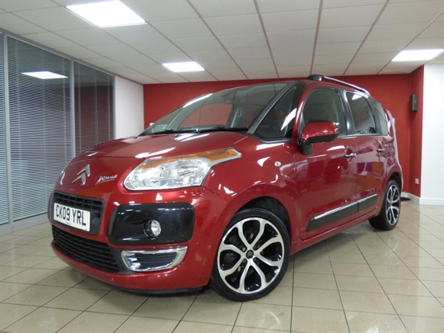 used Citroen C3 HDI EXCLUSIVE PICASSO in aberdare