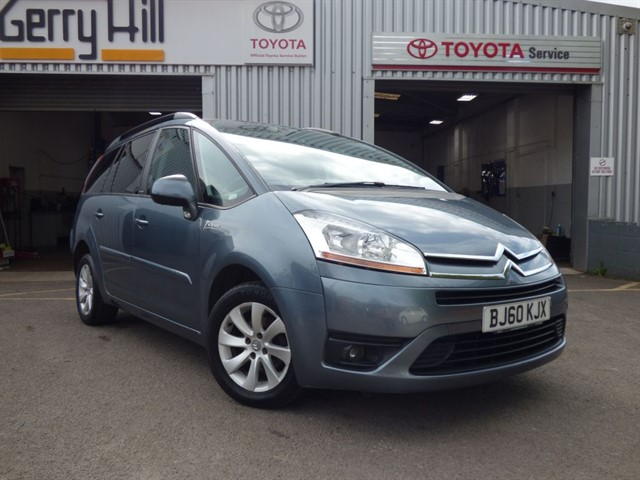 used Citroen C4 Picasso Grand VTR Plus HDI in aberdare