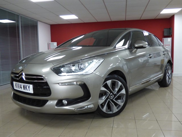 used Citroen DS5 HDI DSTYLE in aberdare