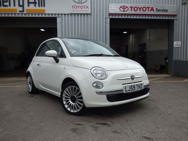 used Fiat 500 Lounge in aberdare