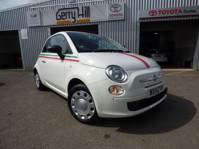 used Fiat 500 Pop in aberdare