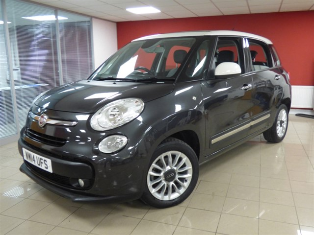 used Fiat 500L MULTIJET LOUNGE in aberdare