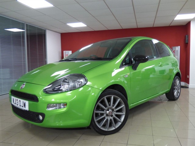 used Fiat Punto TWINAIR in aberdare
