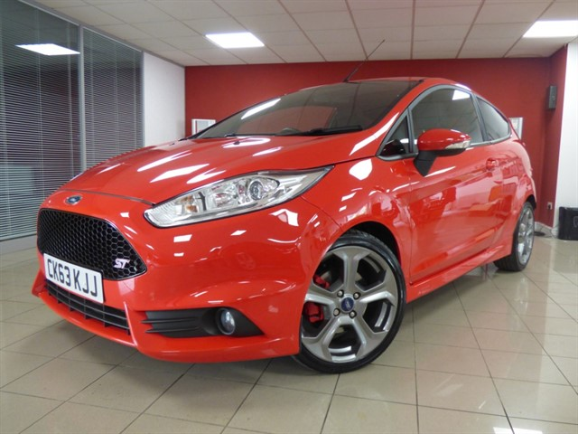 used Ford Fiesta ST-2 in aberdare
