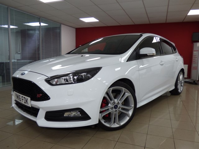 used Ford Focus ST-3 TDCI in aberdare