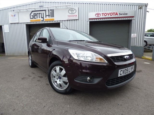 used Ford Focus Style in aberdare