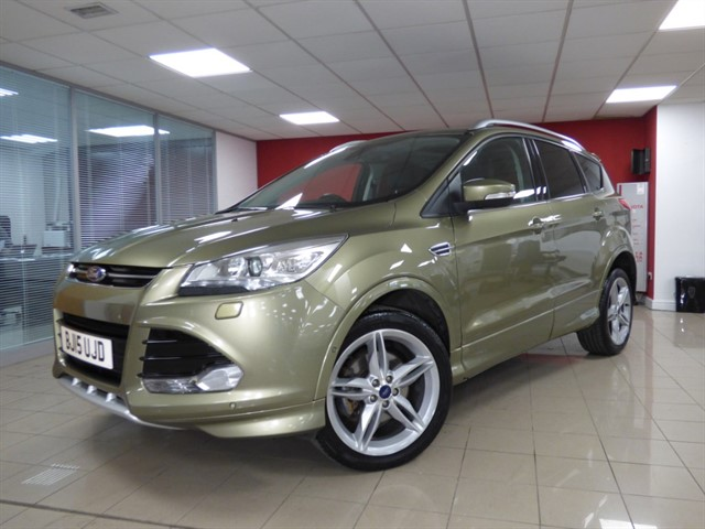 used Ford Kuga TITANIUM X TDCI in aberdare