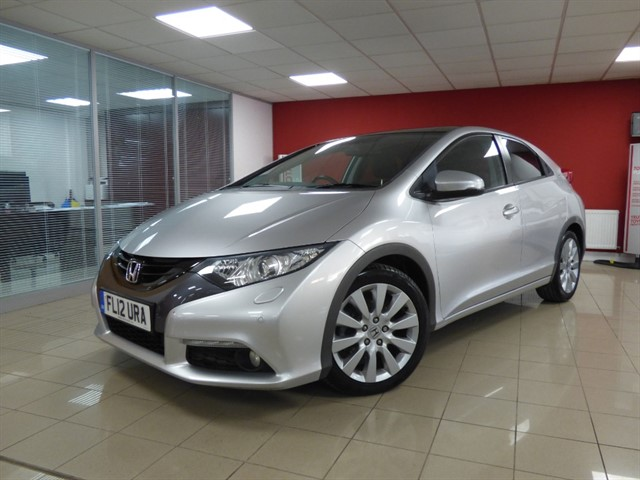 used Honda Civic I-DTEC EX GT in aberdare
