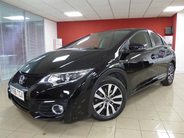 used Honda Civic I-DTEC SR in aberdare
