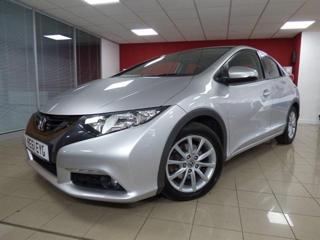 used Honda Civic I-DTEC ES in aberdare