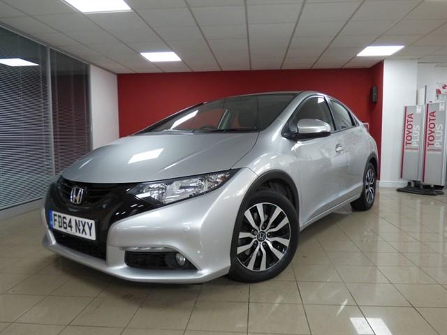 used Honda Civic I-Dtec SE Plus in aberdare