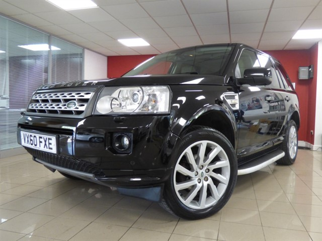 used Land Rover Freelander SD4 HSE in aberdare