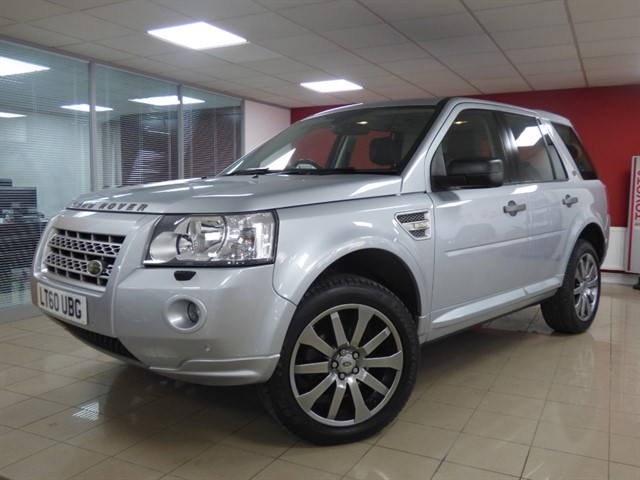 used Land Rover Freelander TD4 HSE in aberdare