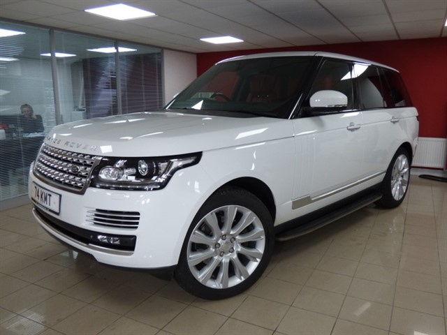 used Land Rover Range Rover TDV6 AUTOBIOGRAPHY in aberdare