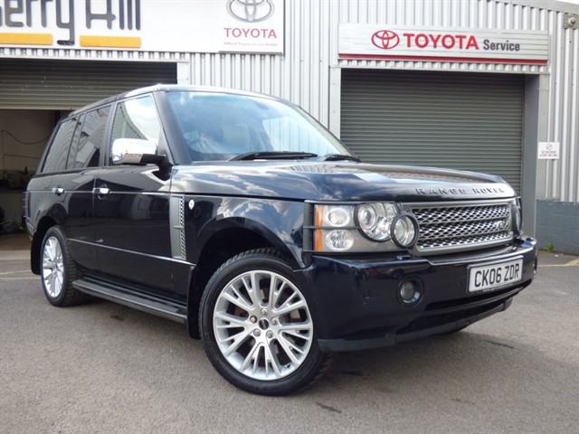 used Land Rover Range Rover TD6 Vogue SE in aberdare