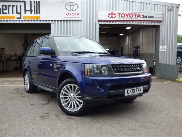 used Land Rover Range Rover Sport TDV6 SE in aberdare