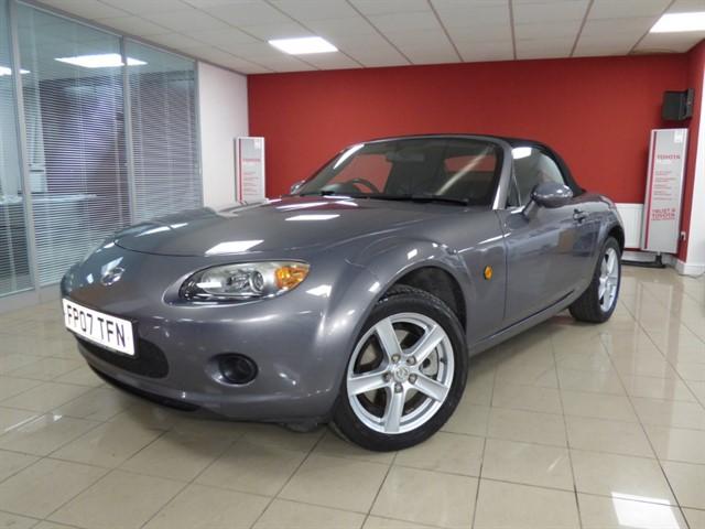 used Mazda MX-5 I in aberdare