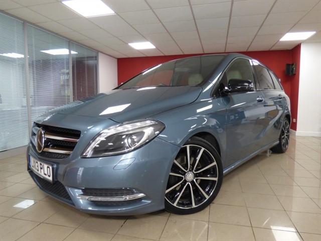 used Mercedes B180 CDI BLUEEFFICIENCY SPORT in aberdare