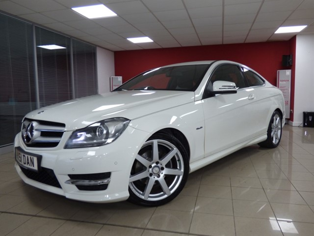 used Mercedes C180 BLUEEFFICIENCY AMG SPORT in aberdare