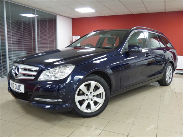 used Mercedes C200 CDI BLUEEFFICIENCY EXECUTIVE SE in aberdare
