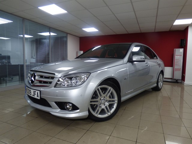 used Mercedes C220 CDI BLUEEFFICIENCY SPORT in aberdare