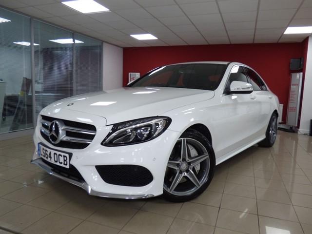 used Mercedes C250 BLUETEC AMG LINE in aberdare