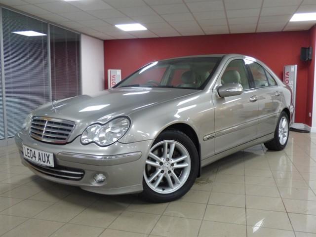 used Mercedes C270 CDI ELEGANCE SE in aberdare
