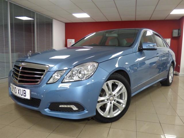 used Mercedes E200 CDI BLUEEFFICIENCY AVANTGARDE in aberdare