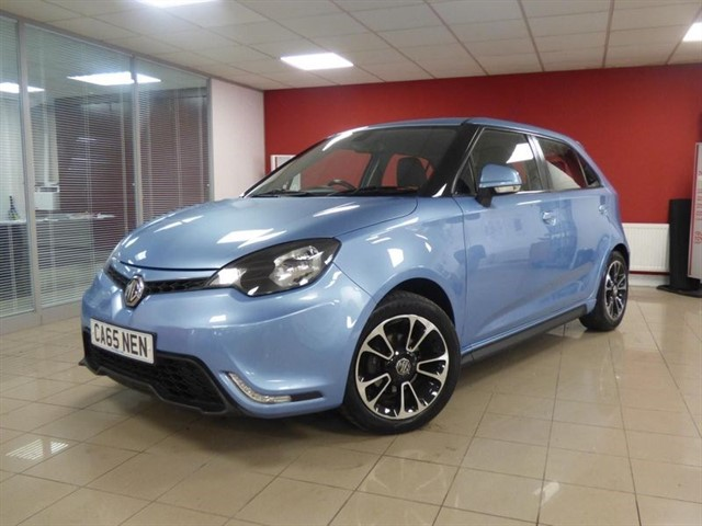 used MG 3 3 STYLE LUX VTI-TECH in aberdare