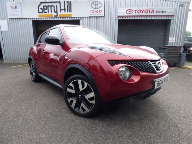 used Nissan Juke DCi N-Tec in aberdare