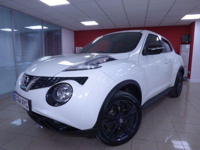 used Nissan Juke Acenta Premium DIG-T in aberdare
