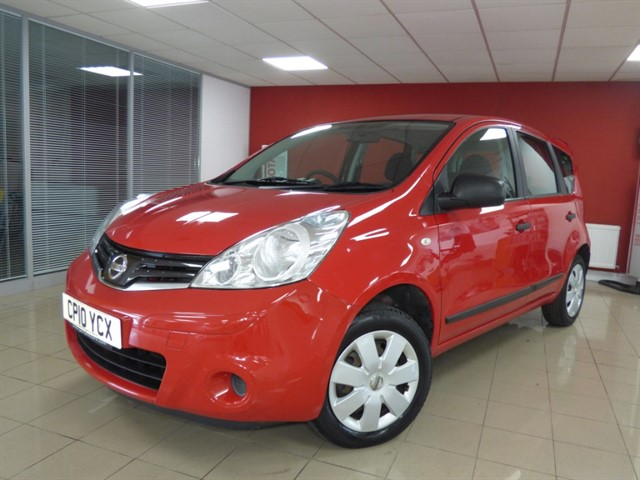 used Nissan Note VISIA in aberdare