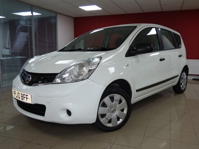 used Nissan Note DCI VISIA in aberdare