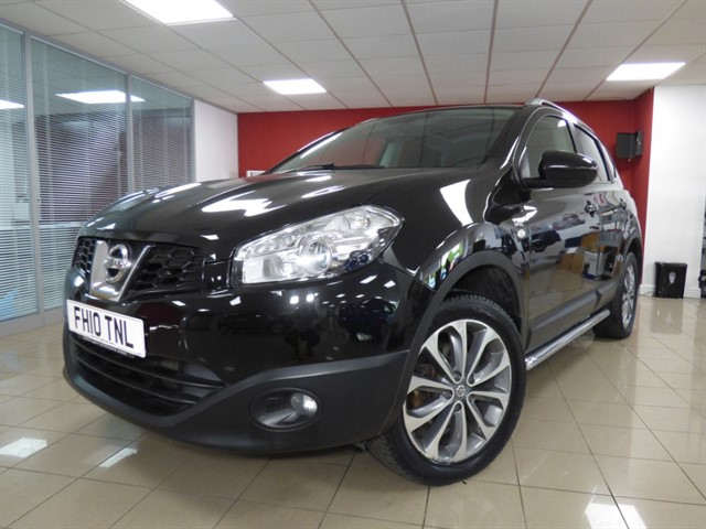 used Nissan Qashqai DCI N-TEC in aberdare